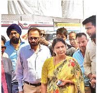 उदयपुर में भी हर साल उद्योग मेला लगे, सरकार से करुंगी बात : माहेश्वरी