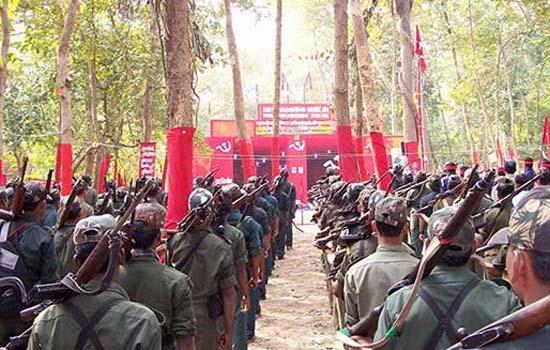 छत्तीसगढ़ के सुकमा जिले में नक्सलियों ने किया IED ब्लास्ट, CRPF के 8 जवान शहीद