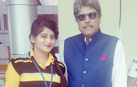 मिस मॉडल ऑफ राजस्थान के फाइनल में पहुंची रोशनी