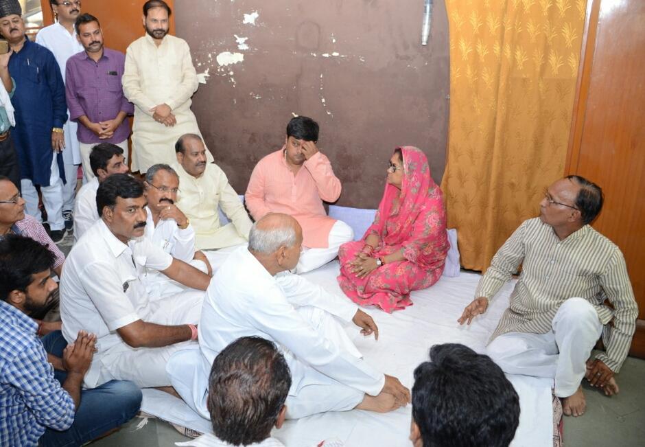 मुख्यमंत्री ने श्री वर्मा के निधन पर शोक व्यक्त किया