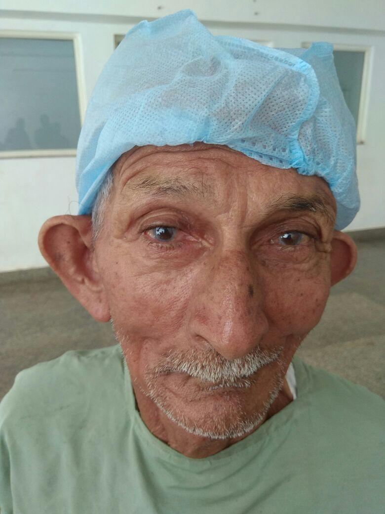 पीआईएमएस में मिली मरीज को आँख की रोशनी