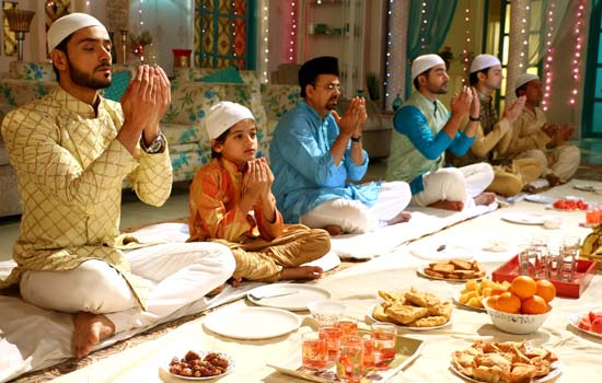 ftaar party in serial Ishq Subhan Allah