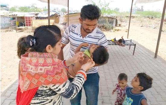 अमावस्या टीकाककरण अभियान