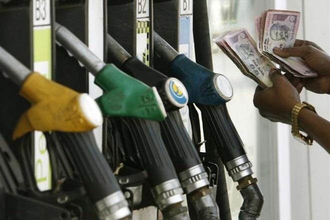 जनता पर पेट्रोल-डीजल की मार जारी,