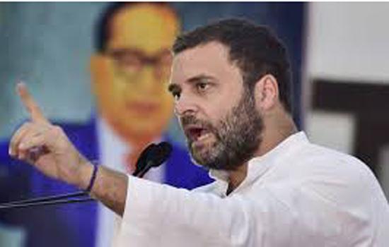 मोदी सुनना चाहते हैं केवल अपने मन की बात:राहुल