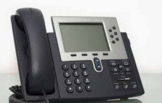 इंटरनेट टेलीफोन सेवा शुरू