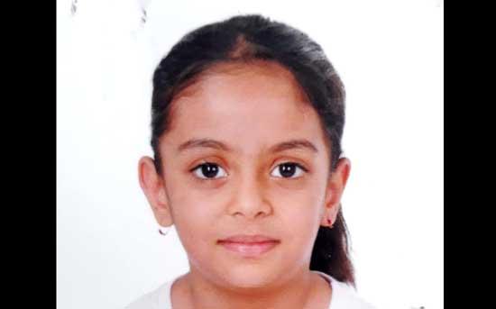 डीपीएस की छात्रा अदविका राष्ट्रीय शतरंज में भाग के लिए बैंगलोर रवाना