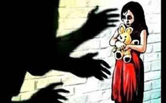 दुधमुंही मासूम बच्ची से चाचा ने किया बलात्कार