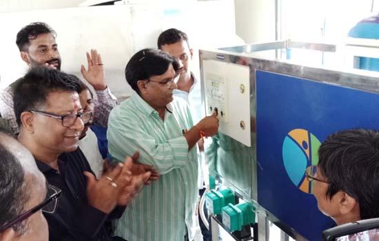 हिन्दुस्तान जिंक द्वारा शुद्ध पेयजल हेतु पहल प्रशंसनीय- रणधीर सिंह भीण्डर