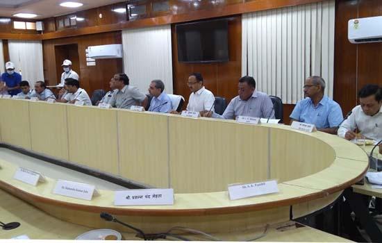 मंडल रेल उपयोगकर्ता परामर्शदात्री समिति की बैठक सम्पन्न