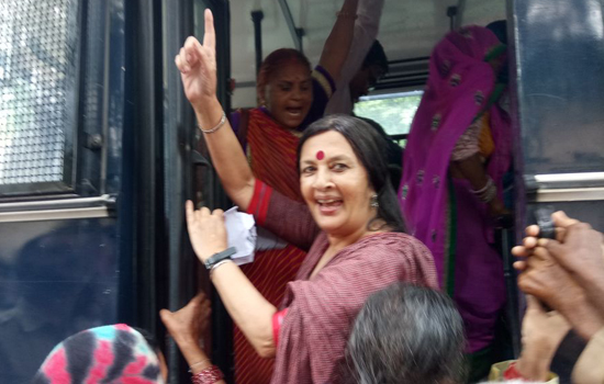 National Security is Corporate Security : Brinda Karat