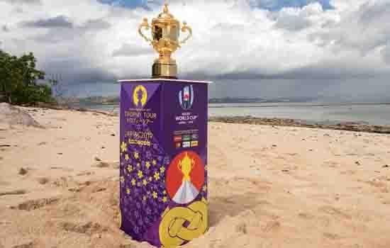 लैंड रोवर रग्बी वर्ल्ड कप 2019 का विश्वव्यापी पार्टनर