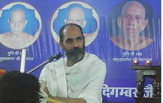 प्रभुश्री राम ने दुनिया को पढ़ाया मर्यादा का पाठ : सुमित्रसागारजी