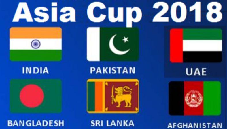 रॉयल स्टैग एशिया कप 2018 का एसोसिएट प्रायोजक