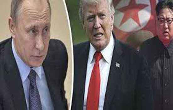 अमेरिका ने लगाया रूस पर आरोप