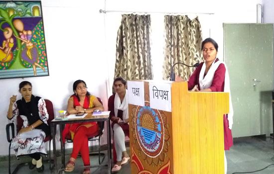 हिन्दी संवाद की भाषा है- डाॅ. प्रेमसिंह रावलोत