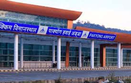 मोदी 23 को सिक्किम  में   पहले हवाईअड्डे का करेंगे उद्घाटन