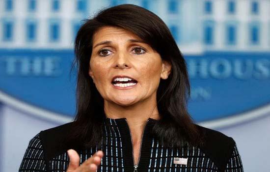 UN से अमेरिका चाहता है कड़ी कार्रवाई