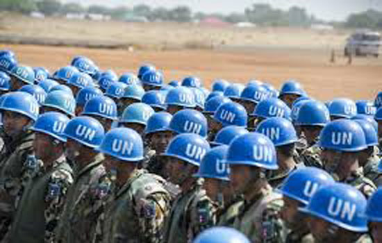 सूडान में नेपाली  शांति सैनिक पर हमला