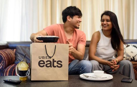 Food Delivery App Uber Eats launches in Udaipur