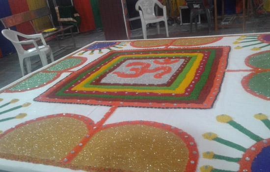 हुमड़ भवन में नवरात्रि पर विविध धार्मिक अनुष्ठान आज से