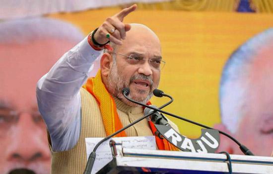 मोदी मेक इन इंडिया का अनुसरण करते हैं: शाह