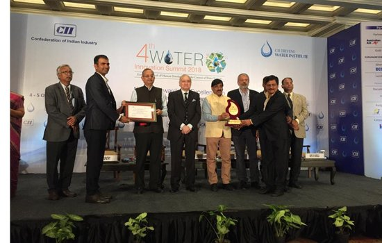 Hindustan Zinc's two units receive 'National Award for Excellence in Water Management 2018'