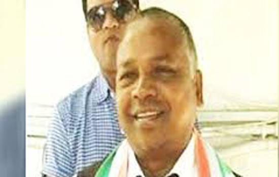 रामदयाल उइके ने कांग्रेस का हाथ छोड़ बीजेपी का दामन थामा