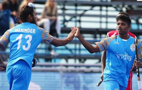 भारत जोहोर कप हॉकी के फाइनल में