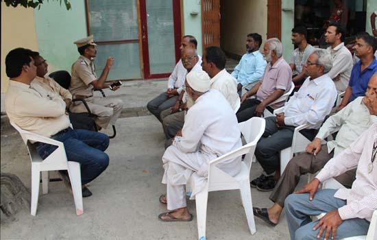 साईबर क्राईम के दौर में अपराध का स्वरूप बदला - हनुमंत सिंह