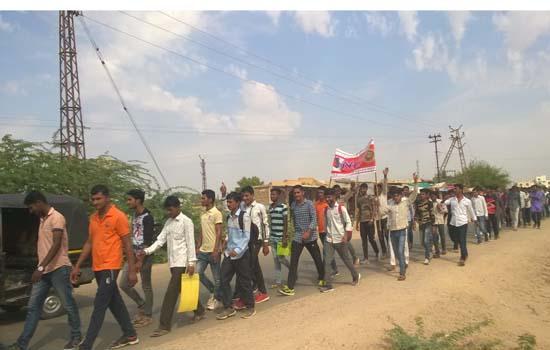 मतदाता जागरूकता रैली