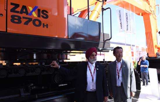 Tata Hitachi: Leveraging technology to build strong products