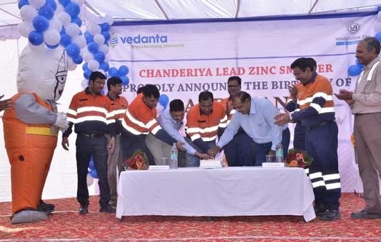 हिन्दुस्तान जिंक का प्रत्येक कर्मचारी सुरक्षा का संवाहक बने- पंकज शर्मा