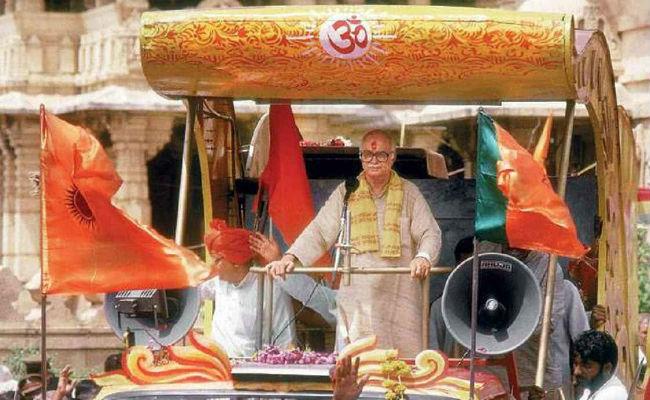 पीएम इन वेटिंग Advani Ji 91 साल के हुए