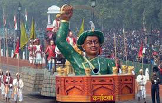 कड़ी सुरक्षा के बीच कर्नाटक में सरकार मना रही टीपू जयंती