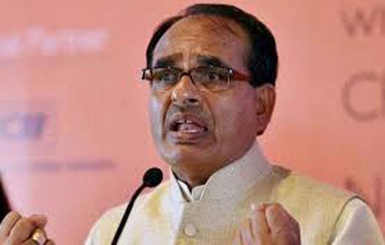 कांग्रेस ने बनाया है अरुण यादव को  बलि का बकरा: शिवराज