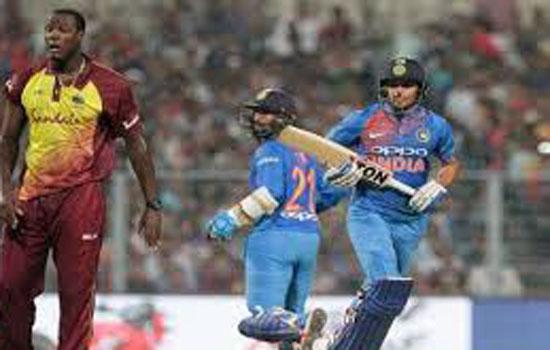 वेस्ट इंडीज के खिलाफ आखिरी टी-20 के लिए टीम घोषित