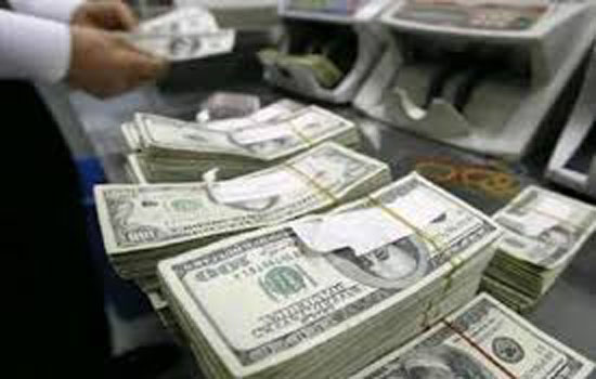 एक अरब डालर का उछाल विदेशी मुद्रा भंडार में