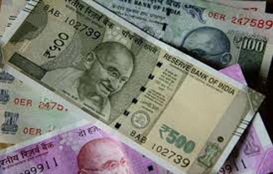 49 पैसे चढ़ा रुपया डालर के मुकाबले