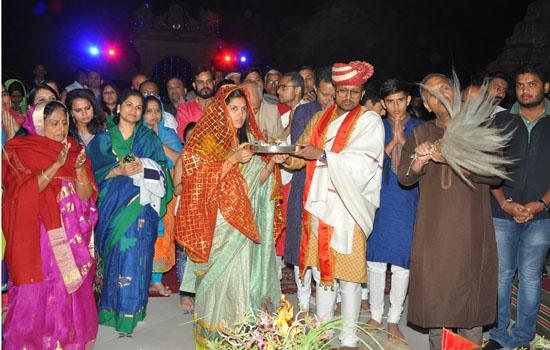 पावापुरी मे मनाया महावीर निर्वाण महोत्सव