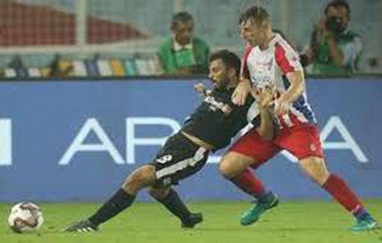 नार्थईस्ट को हराकर मुंबई ने जीत की हैट्रिक लगायी