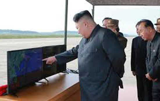 नये हाई-टेक हथियार का परीक्षण किया उत्तर कोरिया ने