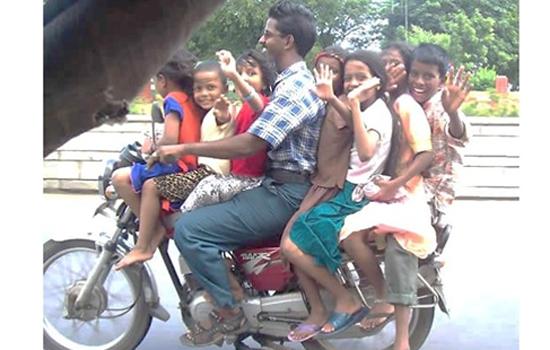 A Joy Ride, Full of Risk