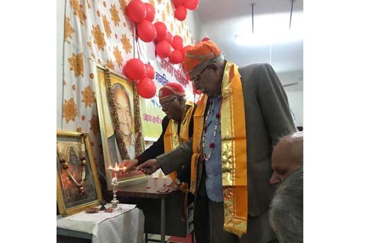 वरिष्ठ नागरिक कल्याण समिति उमंग ने मनाया १० वां स्थापना दिवस