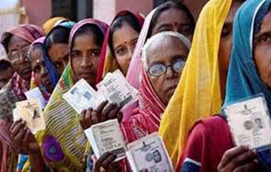 राजस्थान में मतदान के पहले तीन घंटे में लगभग 21 प्रतिशत मतदाताओं ने वोट डाला