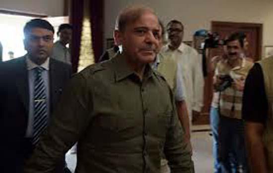 पाकिस्तान मुस्लिम लीग-नवाज के अध्यक्ष शाहबाज शरीफ को जेल