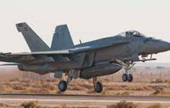 जापान में अमेरिका के दो सैन्य विमान  दुर्घटनाग्रस्त