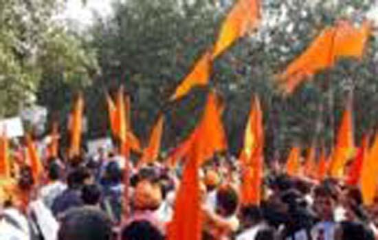 दिल्ली में राम-मन्दिर हेतु विराट धर्मं सभा की व्यापक तैयारियां जारी