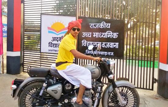 बांसवाड़ा के 'मतदान उत्सव' में छाया 'गोटियो'