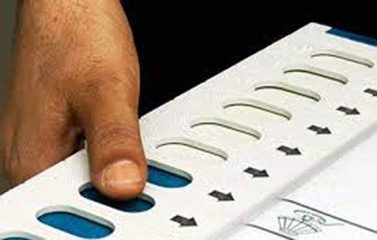 उदयपुर जिले में मतदान शांतिपूर्ण सम्पन्न